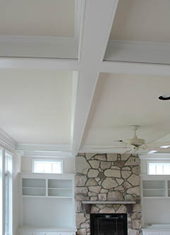 RoundRiver Woodworking Ceilings